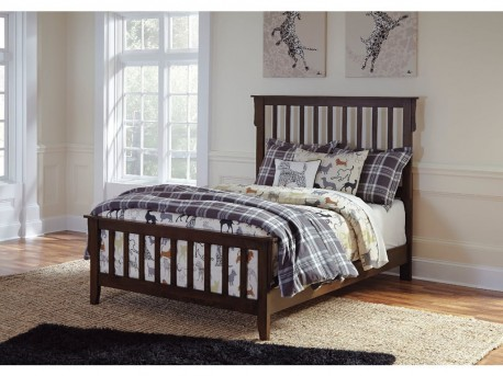 Strenton Full Panel Bed Available Online in Dallas Fort Worth Texas