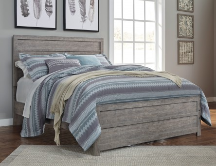 Ashley Culverbach Queen Panel Bed Available Online in Dallas Fort Worth Texas