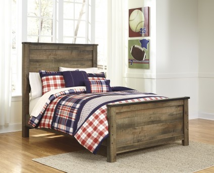 Ashley Trinell Full Panel Bed Available Online in Dallas Fort Worth Texas