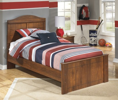 Ashley Barchan Twin Panel Bed Available Online in Dallas Fort Worth Texas
