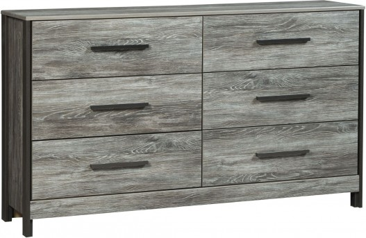 Ashley Cazenfeld Black and Grey Dresser Available Online in Dallas Fort Worth Texas