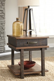 Ashley Stanah End Table Available Online in Dallas Fort Worth Texas