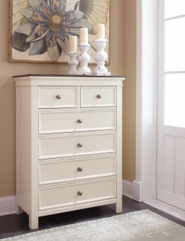 Ashley Woodanville Chest Available Online in Dallas Fort Worth Texas