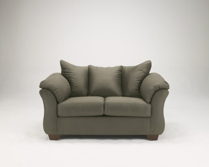 Ashley Darcy Sage Loveseat Available Online in Dallas Fort Worth Texas