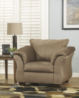 Ashley Darcy Mocha Chair Available Online in Dallas Fort Worth Texas