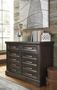 Ashley Townser Credenza Available Online in Dallas Fort Worth Texas