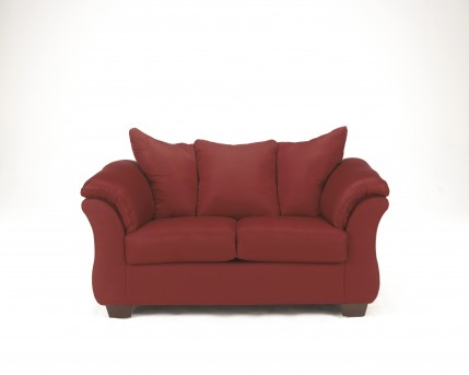Ashley Darcy Salsa Loveseat Available Online in Dallas Fort Worth Texas