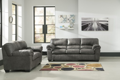 Ashley Bladen 2pc Slate Sofa & Loveseat Set Available Online in Dallas Fort Worth Texas