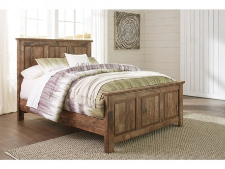 Ashley Blaneville Queen Panel Bed Available Online in Dallas Fort Worth Texas
