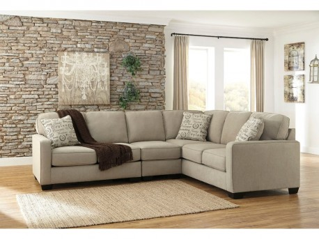 Ashley Alenya 3pc Right Arm Facing Sofa & Loveseat Set Available Online in Dallas Fort Worth Texas