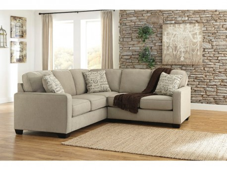Ashley Alenya 2pc Left Arm Facing Sofa & Loveseat Set Available Online in Dallas Fort Worth Texas