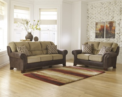 Ashley Vandive 2pc Sofa & Loveseat Set Available Online in Dallas Fort Worth Texas