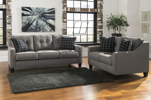 Ashley Brindon 2pc Sofa & Loveseat Set Available Online in Dallas Fort Worth Texas
