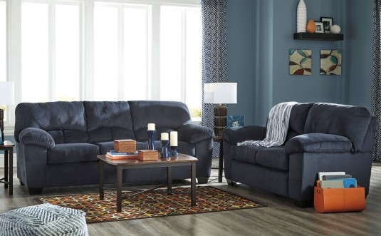 Ashley Dailey 2pc Sofa & Loveseat Set Available Online in Dallas Fort Worth Texas