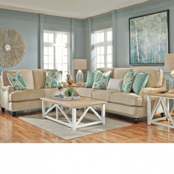 Ashley Lochian 2pc Sofa & Loveseat Set Available Online in Dallas Fort Worth Texas