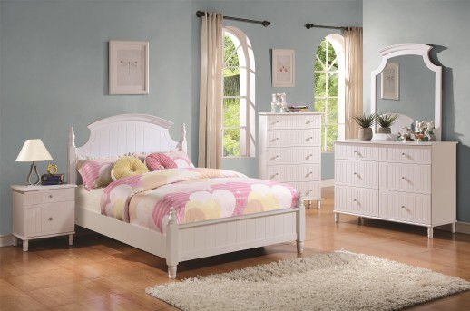 Coaster Bethany 5pc Full Bedroom Group Available Online in Dallas Fort Worth Texas