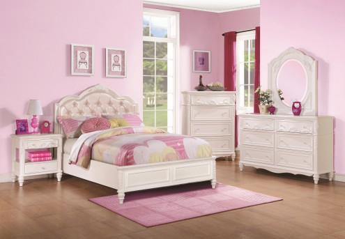 Coaster Caroline 5pc Twin Bedroom Group Available Online in Dallas Fort Worth Texas