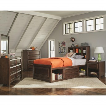 Coaster Greenough 5pc Storage Bedroom Group Available Online in Dallas Fort Worth Texas