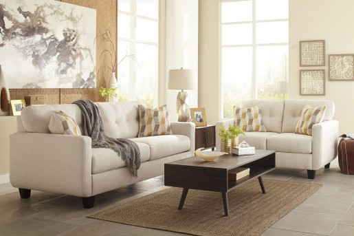 Ashley Kisper 3pc Brown Coffee Table Set Available Online in Dallas Fort Worth Texas
