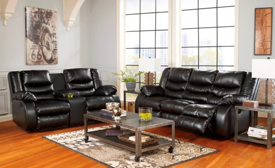 Ashley Hattney 3pc Gray Coffee Table Set Available Online in Dallas Fort Worth Texas