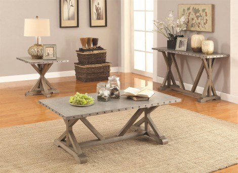 Coaster Alaam 3pc Coffee Table Set Available Online in Dallas Fort Worth Texas
