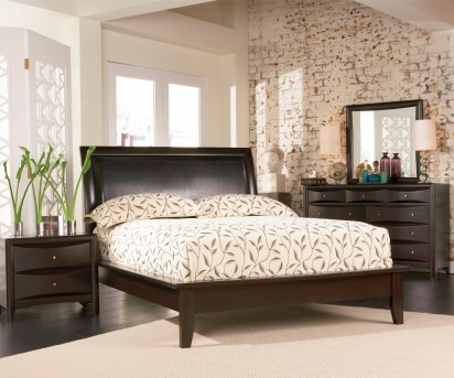 Coaster Phoenix Cal King 5pc Platform Bedroom Group Available Online in Dallas Fort Worth Texas
