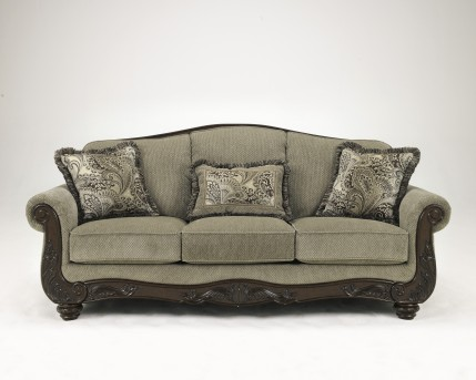 Ashley Martinsburg Sofa Available Online In Dallas Fort Worth Texas