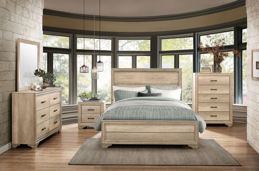 Homelegance Lonan 5pc Full Bedroom Group Available Online in Dallas Fort Worth Texas