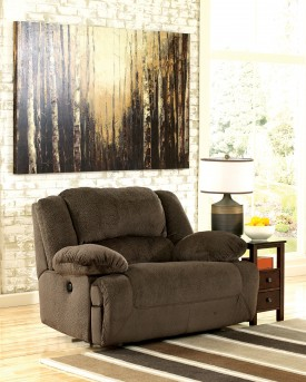 Ashley Toletta Zero Wall Power Wide Recliner Available Online in Dallas Fort Worth Texas