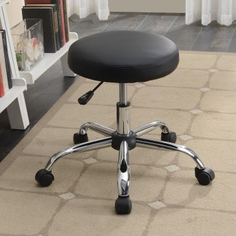 Coaster Maeve Chrome Office Chair Available Online in Dallas Fort Worth Texas