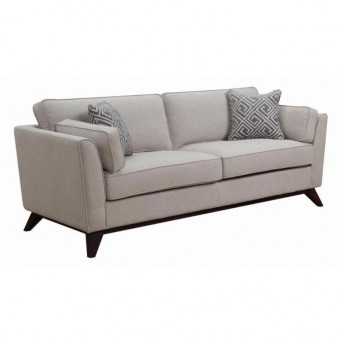 Coaster Amsterdam Neutral Sofa Available Online In Dallas Fort Worth Texas