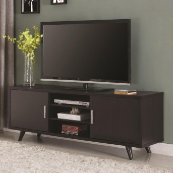 Coaster Newburgh Cappuccino TV Console Available Online in Dallas Fort Worth Texas