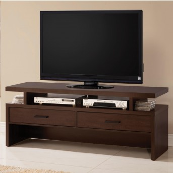 Coaster Zinnia Brown TV Console Available Online in Dallas Fort Worth Texas