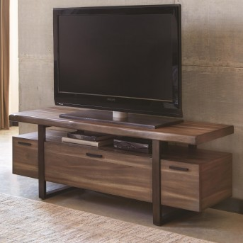 Coaster Atticus Hazelnut TV Console Available Online in Dallas Fort Worth Texas