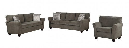 Homelegance Alain 2pc Gray Sofa & Love Seat Set Available Online in Dallas Fort Worth Texas