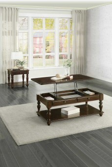 Homelegance Lovington 3pc Espresso Coffee Table Set Available Online in Dallas Fort Worth Texas