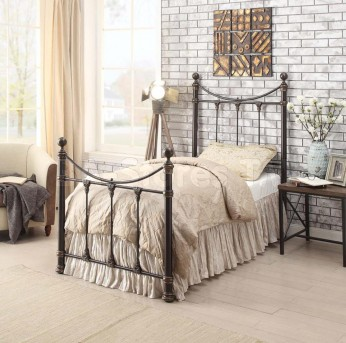 Coaster Gideon Bronze Full Metal Bed Available Online in Dallas Fort Worth Texas