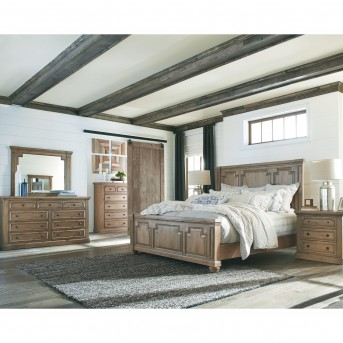 Coaster Florence 5pc Solid Pine Queen Bedroom Group Available Online in Dallas Fort Worth Texas