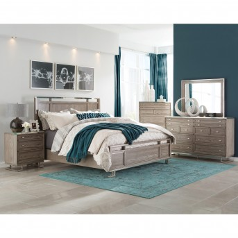 Coaster Johnathan 5pc Shell Queen Panel Bedroom Group Available Online in Dallas Fort Worth Texas