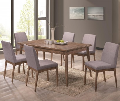 Coaster Pasquil 7pc Dining Table Set Available Online in Dallas Fort Worth Texas