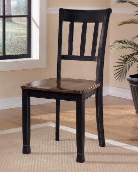 Ashley Owingsville Side Chair Available Online in Dallas Fort Worth Texas