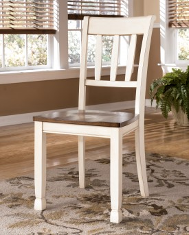 Ashley Whitesburg Side Chair Available Online in Dallas Fort Worth Texas