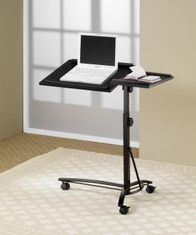 Coaster Nadine Black Laptop Stand Available Online in Dallas Fort Worth Texas