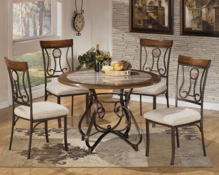 Hopstand Round Dining Table Top Available Online in Dallas Fort Worth Texas