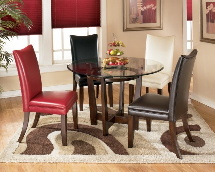 Ashley Charrell Round Dining Table Available Online in Dallas Fort Worth Texas