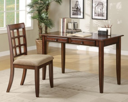 Coaster Garza Desk & Chair Set Available Online in Dallas Fort Worth Texas
