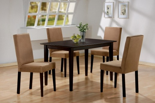 Coaster Clayton Cappuccino Dining Table Available Online in Dallas Fort Worth Texas