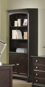 Coaster Garson 2 Door Bookcase Available Online in Dallas Fort Worth Texas