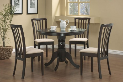 Coaster Brannan Cappuccino Dining Table Available Online in Dallas Fort Worth Texas