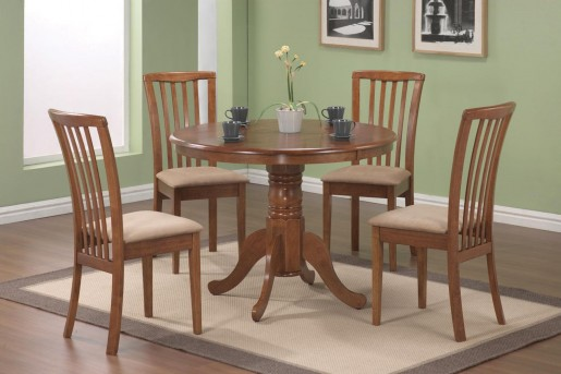 Coaster Brannan Maple Dining Table Available Online in Dallas Fort Worth Texas